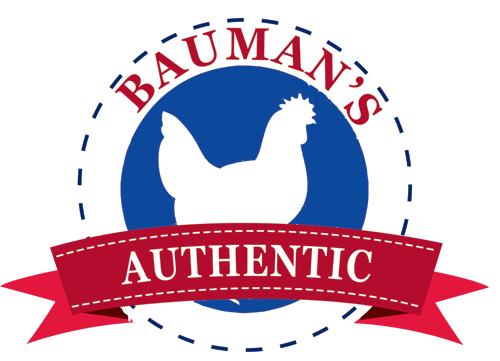 Bauman's Authentic Logo