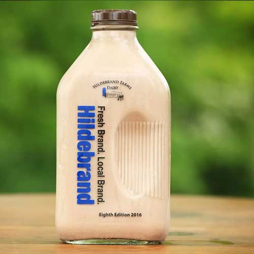 Hildebrand Farms Dairy Chocolate Milk