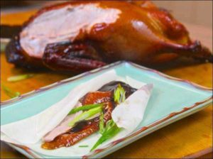 Grill Roasted Peking Duck Recipe By Clint Cantwell