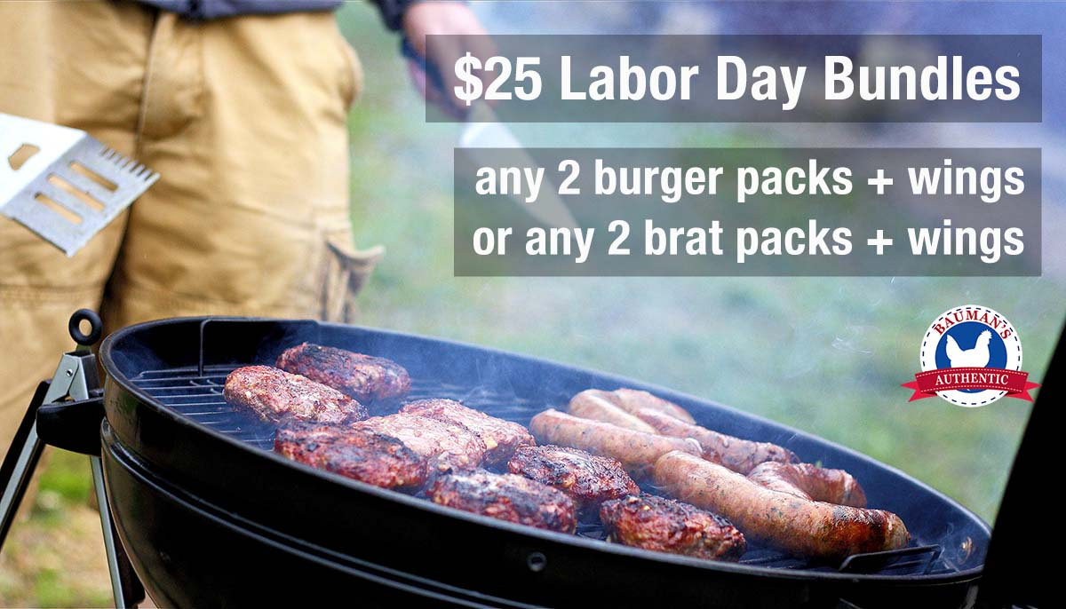 LABOR DAY GRILLING BUNDLES