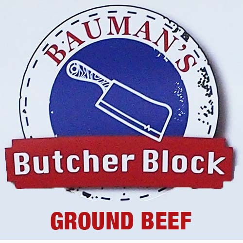 Butcher Block Ground Beef