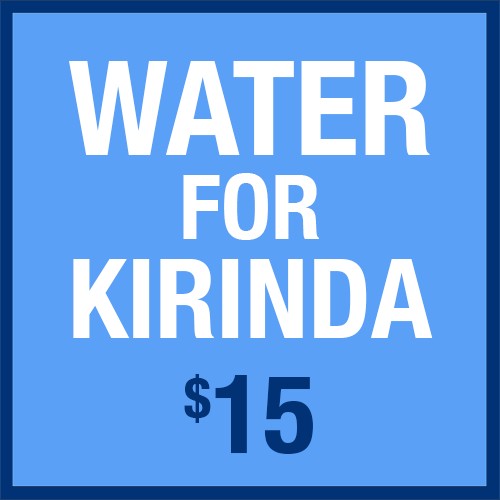 Water for Kirinda Contribution $15