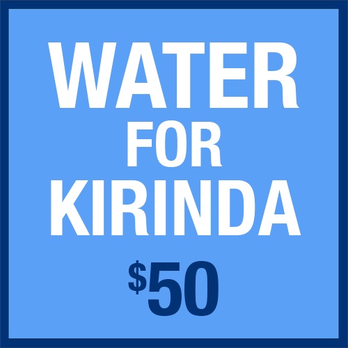 Water for Kirinda Contribution $50